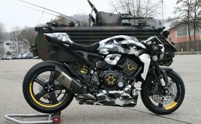 Honda CB1000R-adical by Fuhrer Moto Bild 8
