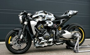 Honda CB1000R-adical by Fuhrer Moto Bild 9