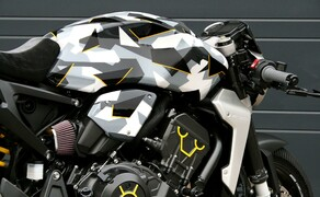 Honda CB1000R-adical by Fuhrer Moto Bild 13