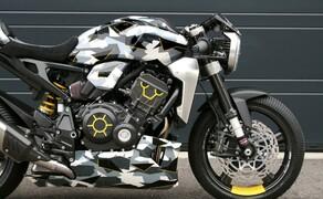 Honda CB1000R-adical by Fuhrer Moto Bild 15