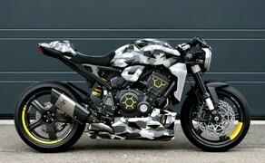 Honda CB1000R-adical by Fuhrer Moto Bild 16