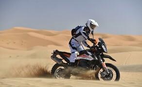 KTM 790 Adventure R Test Bild 2 KTM 790 Adventure R - KTM meint: Das reisetauglichste Enduromotorrad.