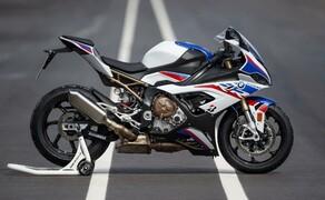 BMW S 1000 RR 2019 Rennstrecken Test Bild 5