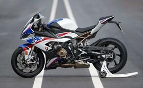 BMW S 1000 RR 2019 Rennstrecken Test Bild 8