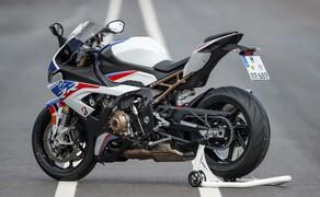 BMW S 1000 RR 2019 Rennstrecken Test Bild 9