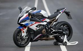 BMW S 1000 RR 2019 Rennstrecken Test Bild 10