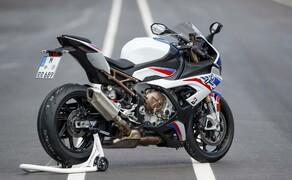 BMW S 1000 RR 2019 Rennstrecken Test Bild 11