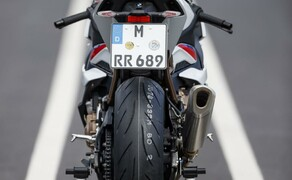 BMW S 1000 RR 2019 Rennstrecken Test Bild 12