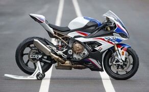 BMW S 1000 RR 2019 Rennstrecken Test Bild 19
