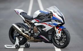 BMW S 1000 RR 2019 Rennstrecken Test Bild 20