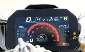 BMW S 1000 RR 2019 Rennstrecken Test Bild 16