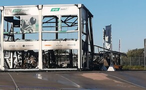 Moto E Brand in Jerez Bild 4