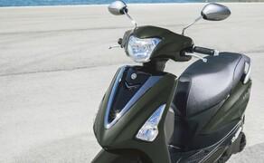 Yamaha 125ccm Roller 2019 Bild 13 Yamaha D'elight 125