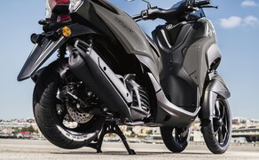 Yamaha 125ccm Roller 2019 Bild 8 Yamaha Tricity 125