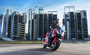 Yamaha 125ccm Roller 2019 Bild 16 Yamaha XMAX 125