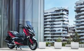 Yamaha 125ccm Roller 2019 Bild 19 Yamaha XMAX 125