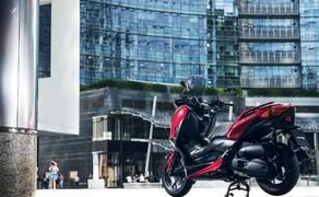 Yamaha 125ccm Roller 2019 Bild 20 Yamaha XMAX 125