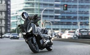 Yamaha 125ccm Roller 2019 Bild 2 Yamaha XMAX 125 IRON MAX