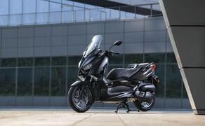 Yamaha 125ccm Roller 2019 Bild 5 Yamaha XMAX 125 IRON MAX