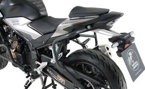 Hepco&Becker Zubehör für die neue Honda CB500F BJ. 2019 Bild 9 Heckschutzbügel: 159,95 €