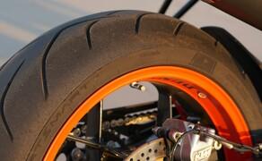 KTM 790 DunlopDuke Touring Ausbau Bild 11