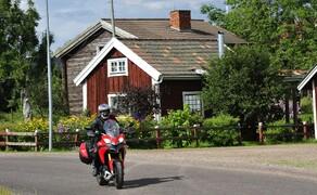 Die besten Routen für eine Motorradtour ans Nordkap Bild 2 Südschweden ist auch schön: Vom südlichsten Zipfel Skandinaviens bis ans Nordkap sind es schlappe 2.400 Kilometer. One way! © Feelgood Reisen