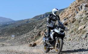 Test des neuen ContiTrailAttack 3 auf der griechischen Insel Kreta Bild 1