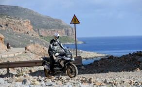 Test des neuen ContiTrailAttack 3 auf der griechischen Insel Kreta Bild 6