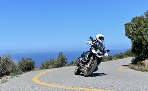 Test des neuen ContiTrailAttack 3 auf der griechischen Insel Kreta Bild 2