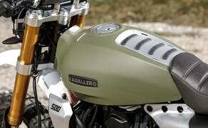 Fantic Caballero Scrambler/Rally Bild 19