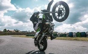 Rieju Freejump 50 Supermoto Stunts & Action Bild 13
