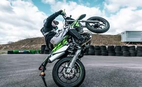 Rieju Freejump 50 Supermoto Stunts & Action Bild 20