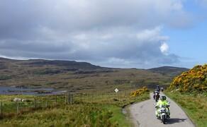 Geführte Motorradreisen mit Feelgood Reisen Bild 2 Auch nach Schottland bietet Feelgood Reisen im Mai 2019 eine geführte Motorradtour an © Heinz Schoch, Feelgood Reisen