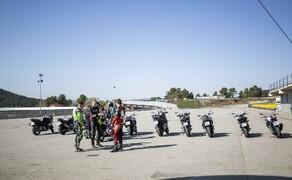 Dunlop Sportsmart MK3 Test Landstraße und Rennstrecke Bild 1