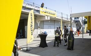 Dunlop Sportsmart MK3 Test Landstraße und Rennstrecke Bild 2