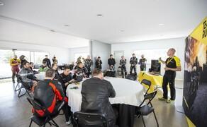 Dunlop Sportsmart MK3 Test Landstraße und Rennstrecke Bild 7