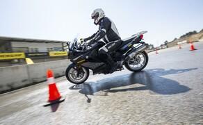 Dunlop Sportsmart MK3 Test Landstraße und Rennstrecke Bild 12