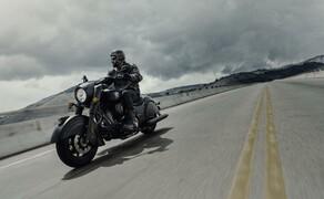 Indian Motorcyle – Neuheiten 2019 Bild 9 Hinzu kommen bei der Chieftain wie auch den Dark Horse Versionen der Baureihen Chief und Springfield neue Highlights, die den Style dieser Bikes noch auffälliger machen.