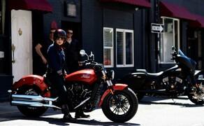Indian Motorcyle – Neuheiten 2019 Bild 7 Indian Motorcycle bietet einen Einbausatz an, der für jede Scout oder Scout Bobber der Modelljahre 2015 bis 2018 sowie für jede Scout Sixty ab 2016 passt.