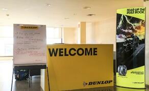 Dunlop Sportsmart MK3 Test Rennstrecke und Landstrasse Bild 8 Bei Reifentests herrscht ein strammer Zeitplan. Wir starteten mit den Fahrten um 08:00 Uhr!