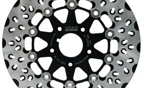 Drag Specialties Performance-Bremsscheiben für Harley-Davidson Tourer Bild 1 FTK Bremsscheiben - UVP: ab 243,- € (inkl. MwSt)