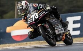 Erste Führungskilometer für Maximilian Kofler in der Junioren-WM Bild 10 Maximilian Kofler in der Moto3-Juniorenweltmeisterschaft