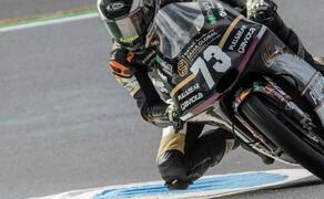 Erste Führungskilometer für Maximilian Kofler in der Junioren-WM Bild 12 Maximilian Kofler in der Moto3-Juniorenweltmeisterschaft