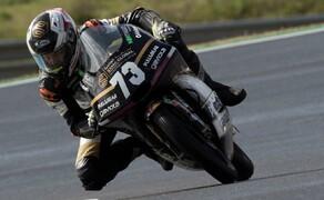 Erste Führungskilometer für Maximilian Kofler in der Junioren-WM Bild 14 Maximilian Kofler in der Moto3-Juniorenweltmeisterschaft