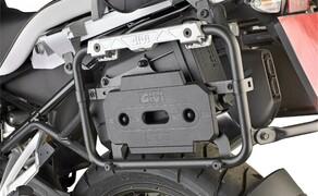 GIVI Zubehör für die BMW R 1250 GS Adventure 2019 Bild 6 Kit für die Montage der S250 Tool Box an PLR5108 Träger: 65,50 Euro