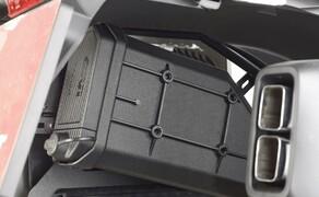 GIVI Zubehör für die BMW R 1250 GS Adventure 2019 Bild 7 Kit für die Montage der S250 Tool Box an PLR5108 Träger: 65,50 Euro