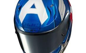 HJC RPHA 11 Captain America 2019 Bild 3