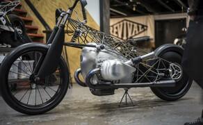 The Revival Birdcage - Custom Bike mit neuem BMW Boxermotor Bild 1