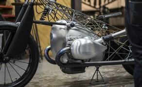 The Revival Birdcage - Custom Bike mit neuem BMW Boxermotor Bild 2