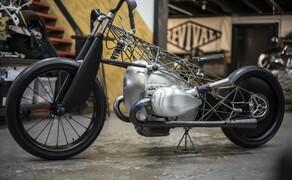 The Revival Birdcage - Custom Bike mit neuem BMW Boxermotor Bild 3